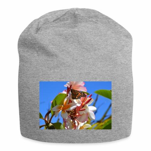 Schmetterling - Jersey-Beanie