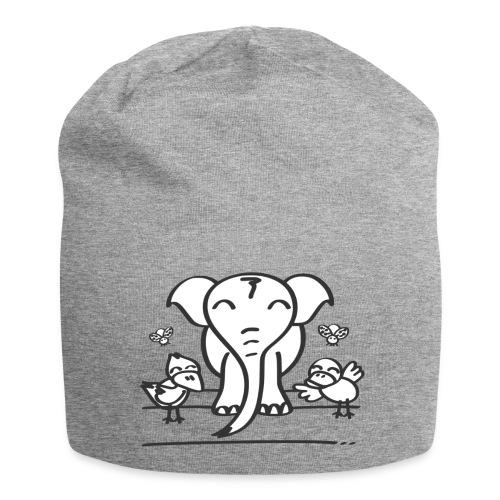78 elephant - Jersey-Beanie
