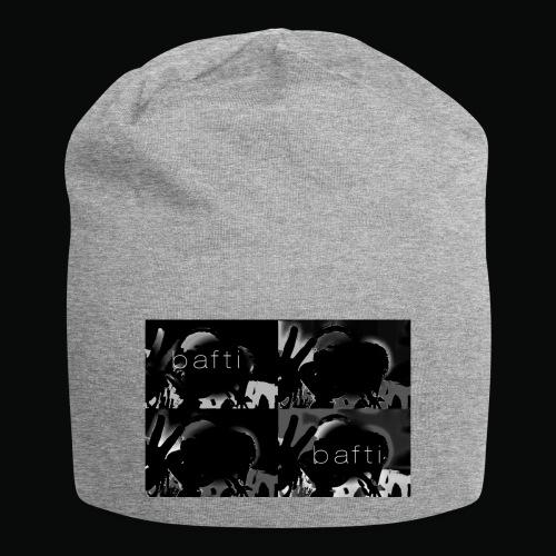 black bafti crew - Jersey-Beanie