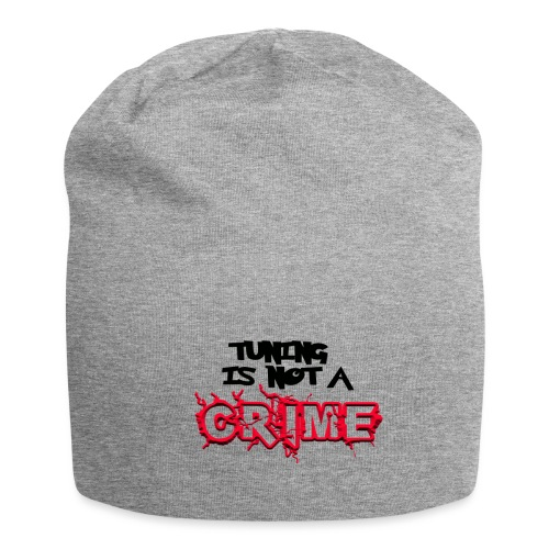 Tuning is not a crime - Jersey-Beanie