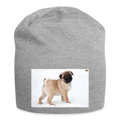 walker family pug merch - Jersey Beanie