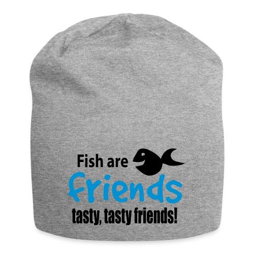 Fisk er venner - Jersey-beanie