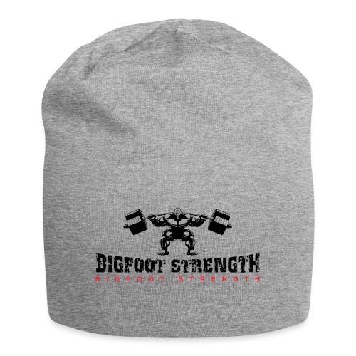 Bigfoot Strength 1 - Jersey Beanie
