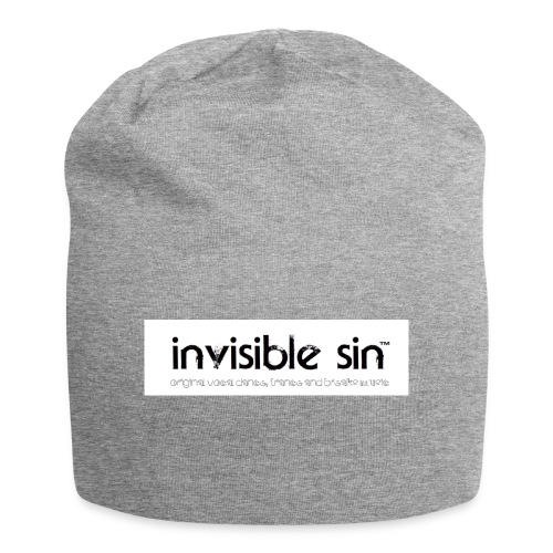 invisible sin original trance & breaks - Jersey Beanie