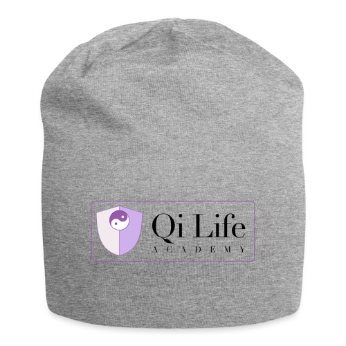 Qi Life Academy Promo Gear - Jersey Beanie