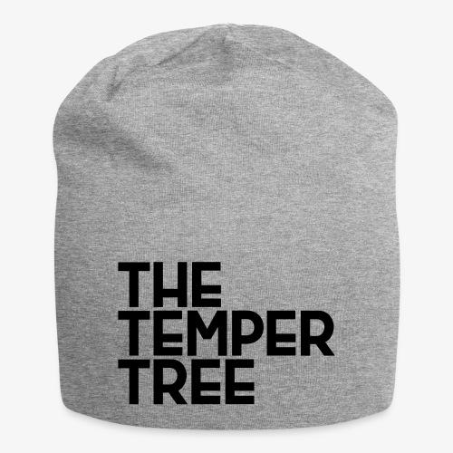 The Temper Tree Schriftzug - Jersey-Beanie