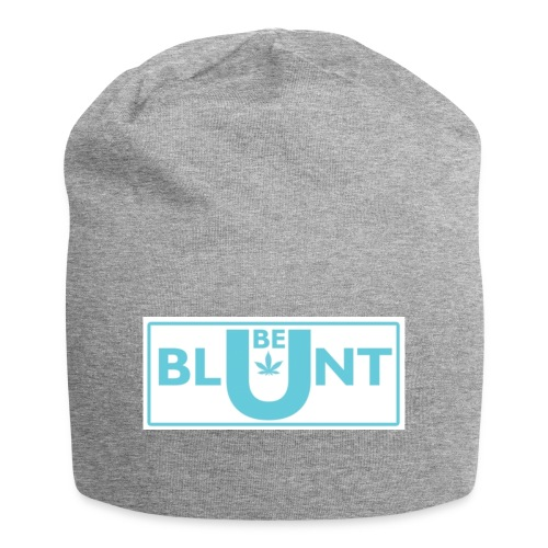 The new BE blunt design - Jersey Beanie