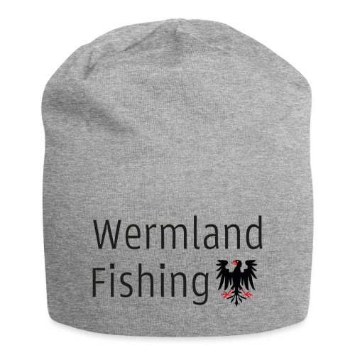 Wermland Fishing (Black edition) - Jerseymössa