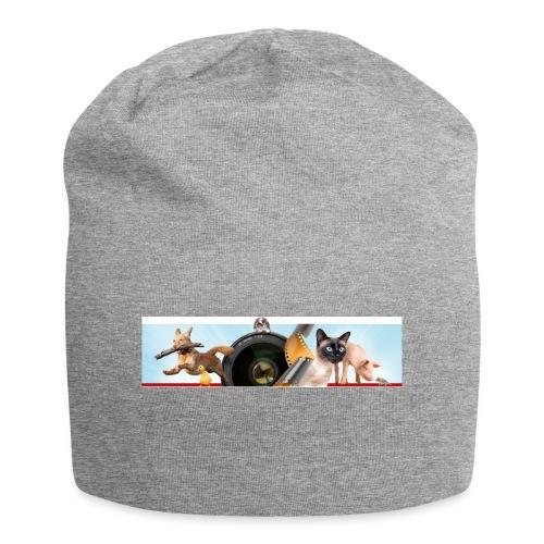 Animaux logo - Jersey-Beanie