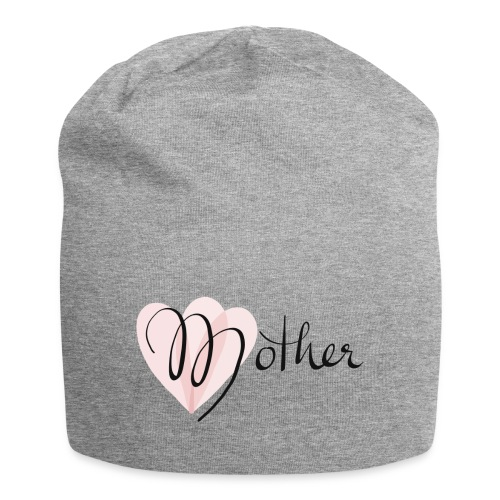 Mother Rose Herz Mutter - Jersey-Beanie