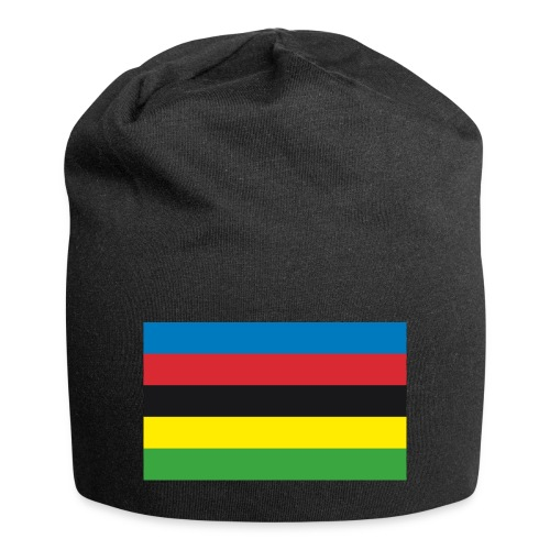 Cycling_World_Champion_Rainbow_Stripes-png - Jersey-Beanie