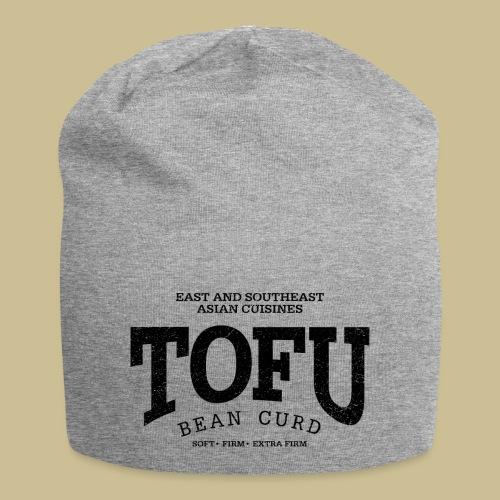 Tofu (black oldstyle) - Jersey-Beanie