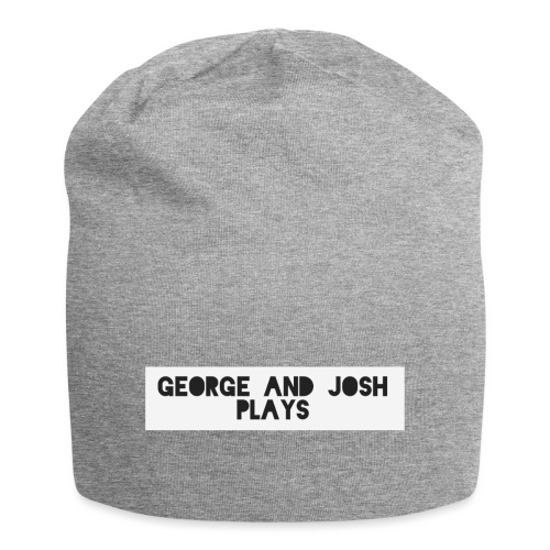George-and-Josh-Plays-Merch - Jersey Beanie