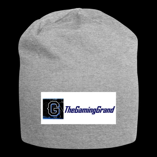 grand picture for white - Jersey Beanie