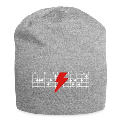 Rock Guitar Shirt - Jersey Beanie