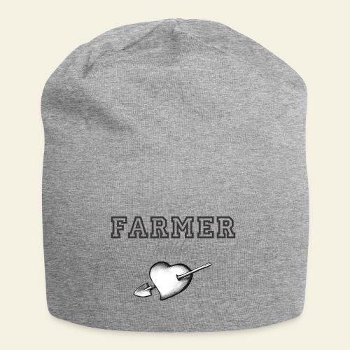 Hearth farmer - Beanie in jersey