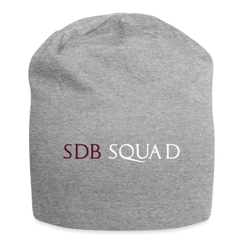 SDB SQUAD - Beanie in jersey
