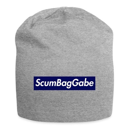ScumBagGabe Blue XL Logo - Jersey Beanie