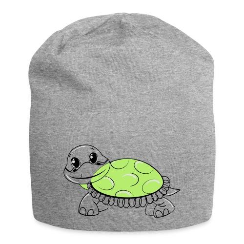 Schildkröte - Jersey-Beanie