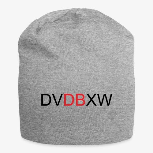 DVDBXW - Beanie in jersey