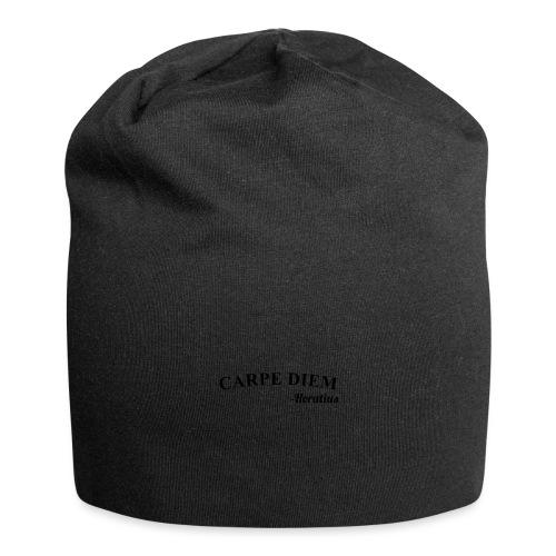 CarpeDiem - Beanie in jersey