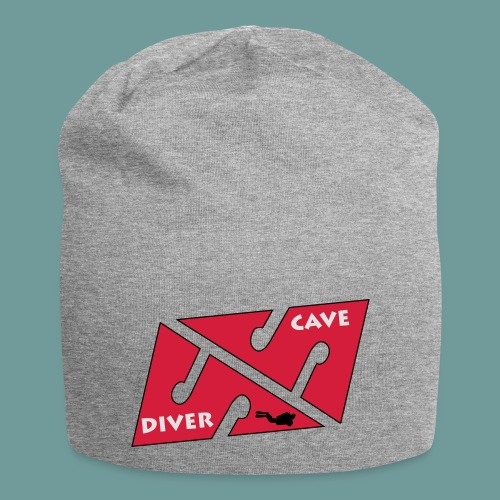 cave_diver_01 - Bonnet en jersey