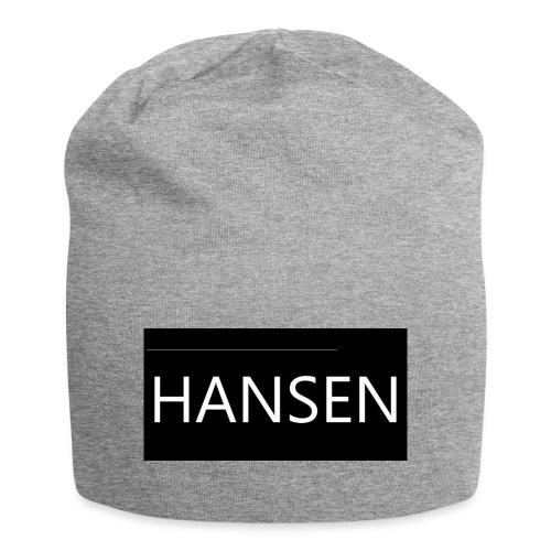 HANSENLOGO - Jersey-Beanie