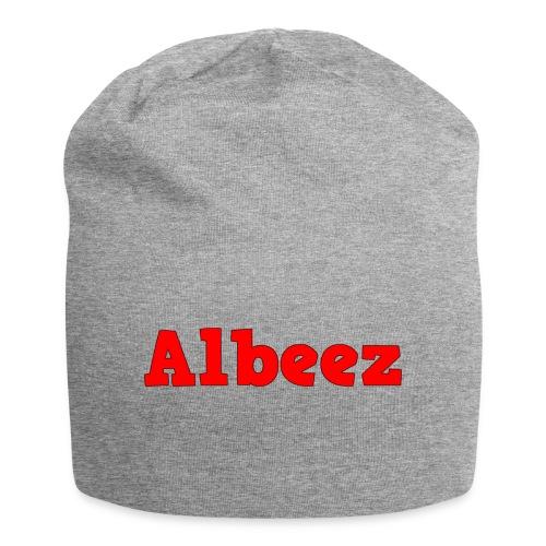 albeez - Gorro holgado de tela de jersey