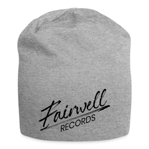 Fairwell Records - Black Collection - Jersey-Beanie