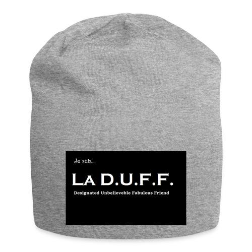 Je Suis La D.U.F.F. Shirt female - Jersey-Beanie