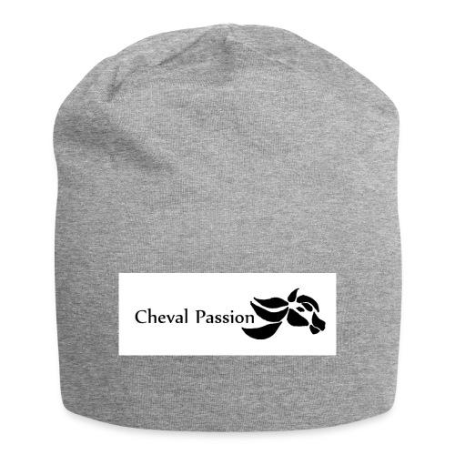 CHEVAL passion - Bonnet en jersey