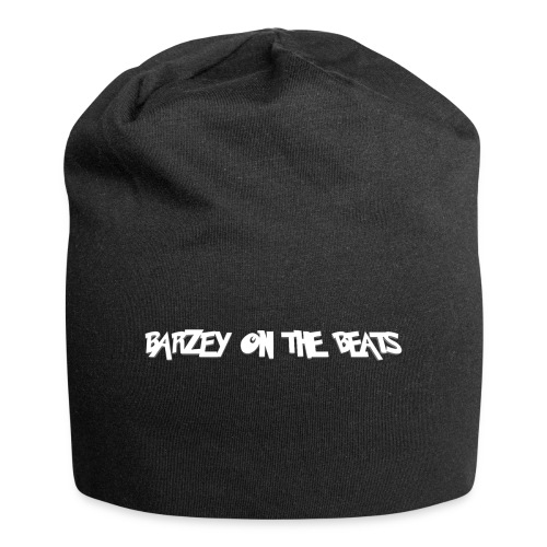 barzey on the beats 4 - Jersey Beanie