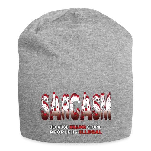 SARCASM - Jersey Beanie