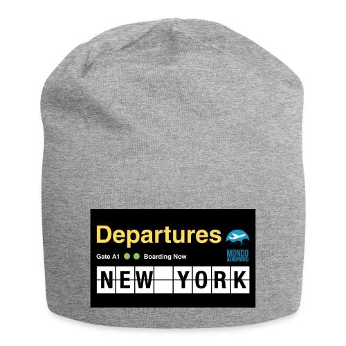 Departures Defnobarre 1 png - Beanie in jersey