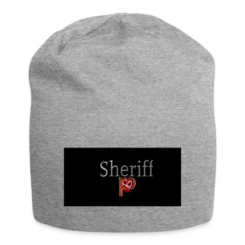 SheriffPB unisex hettegenser - Jersey-beanie
