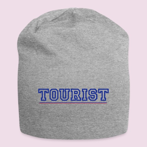 tourist - Bonnet en jersey