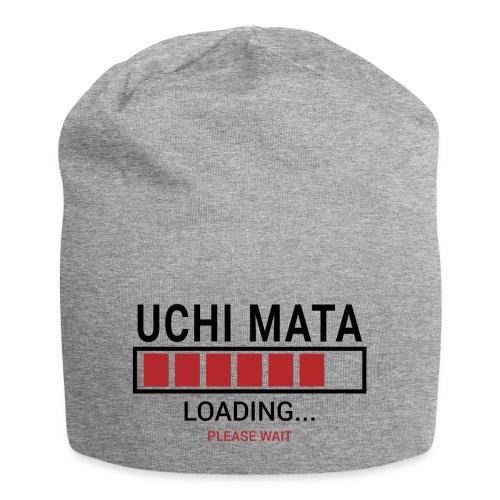 Uchi Mata loading... pleas wait - Czapka krasnal z dżerseju