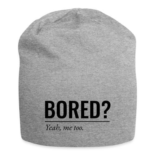 Bored - Jersey-Beanie