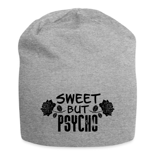 Sweeet But Psycho - Jersey Beanie