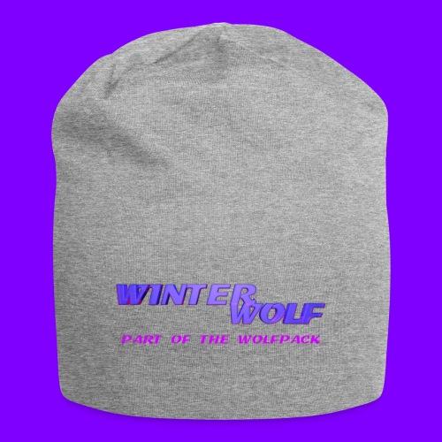 WINTERWOLF LOGO Part of The Wolfpack T-shirt - Jersey-Beanie