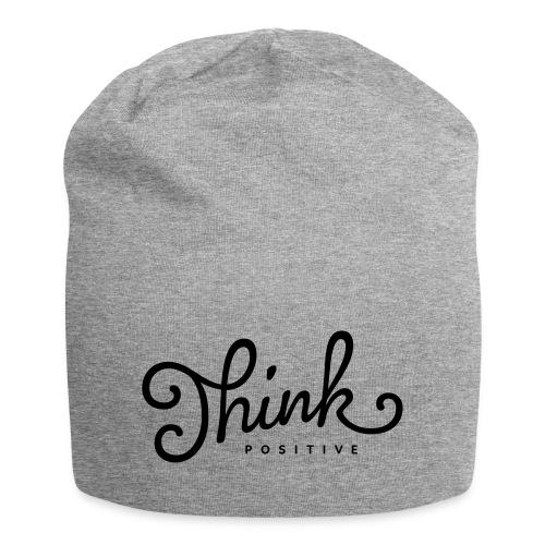 Think Positive - Bonnet en jersey