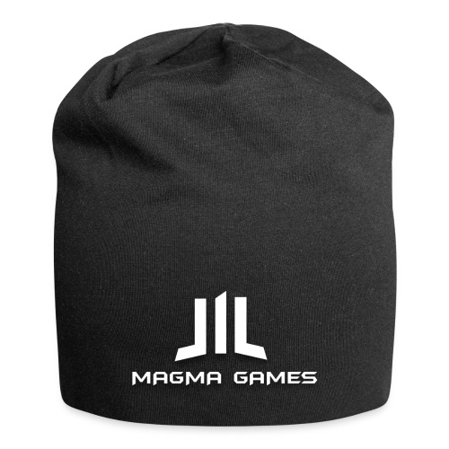 Magma Games mok zwart met - Jersey-Beanie