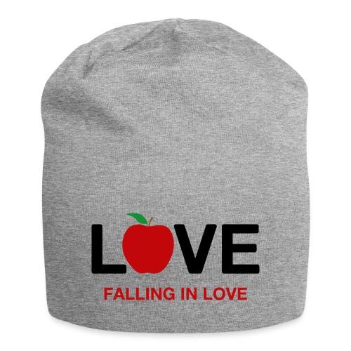 Falling in Love - Black - Jersey Beanie