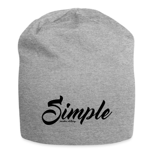 Simple: Clothing Design - Jersey Beanie