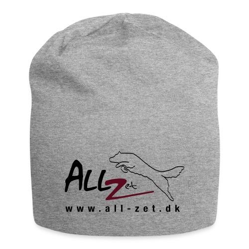 All Zet Logo - Jersey-Beanie