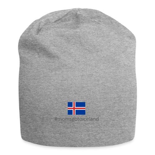 Iceland - Jersey Beanie