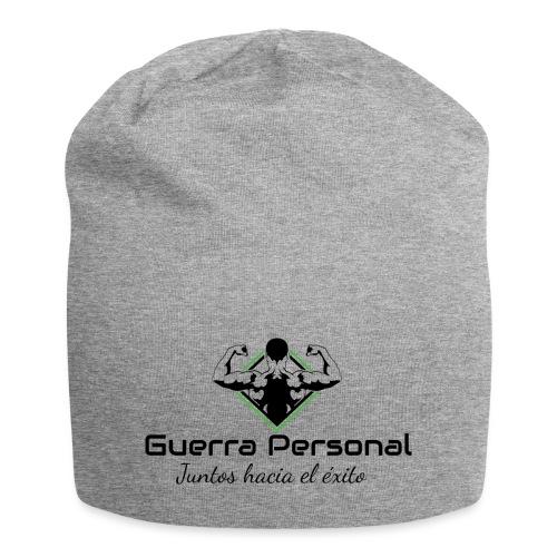 Guerra Personal - Gorro holgado de tela de jersey