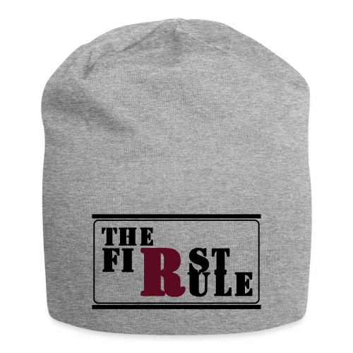 First Rule No Rule - Jersey-Beanie