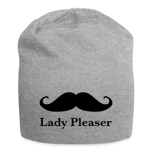 Lady Pleaser T-Shirt in Green - Jersey Beanie