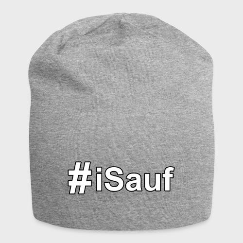 Hashtag iSauf klein - Jersey-Beanie